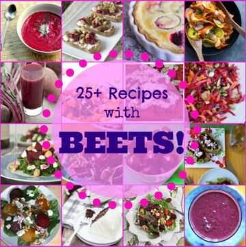 Beets Collage