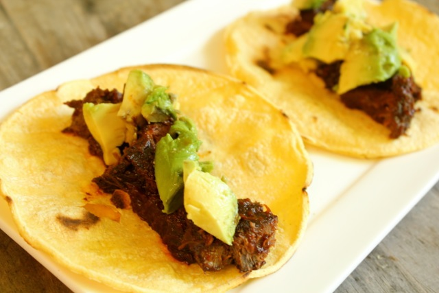 Braised Tongue Tacos  9