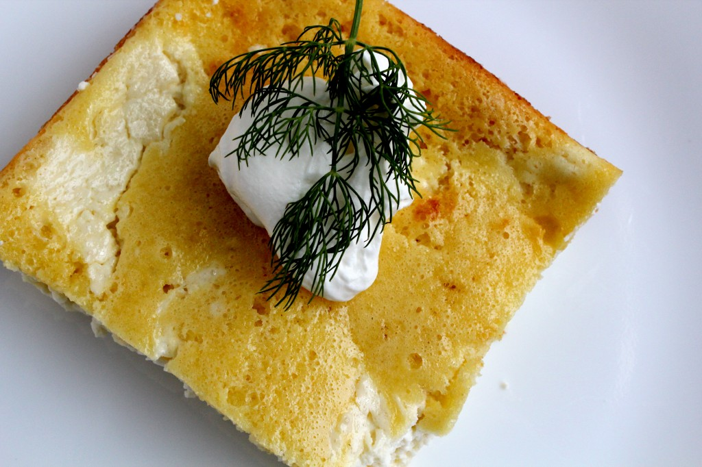 Cheese Blintzes Casserole 4