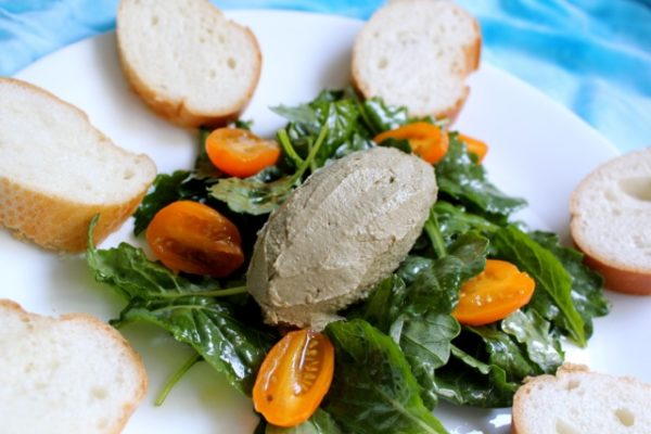 Chopped Liver Mousse