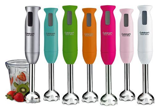 Cuisinart Immersion Blender Winner!