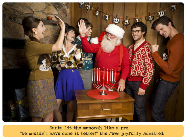 Geltfiend Hanukkah Sweater Winner!