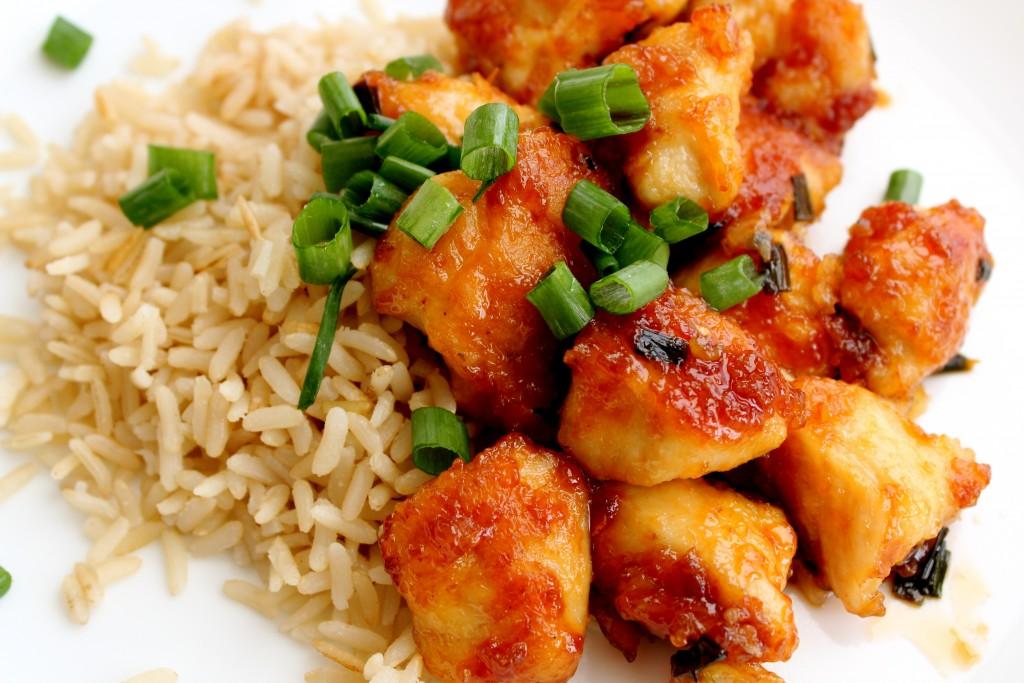 General Tso's Chicken 1