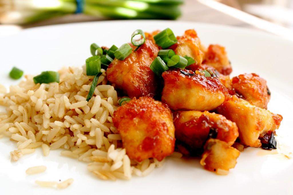 General Tso's Chicken 12