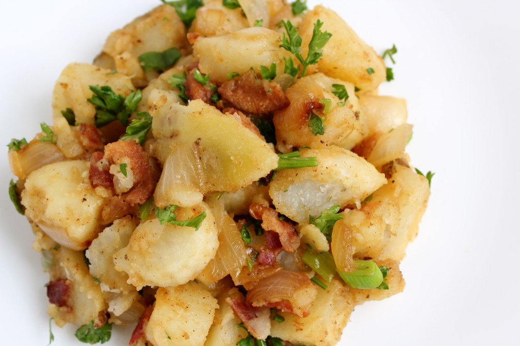 German Potato Salad - What Jew Wanna Eat
