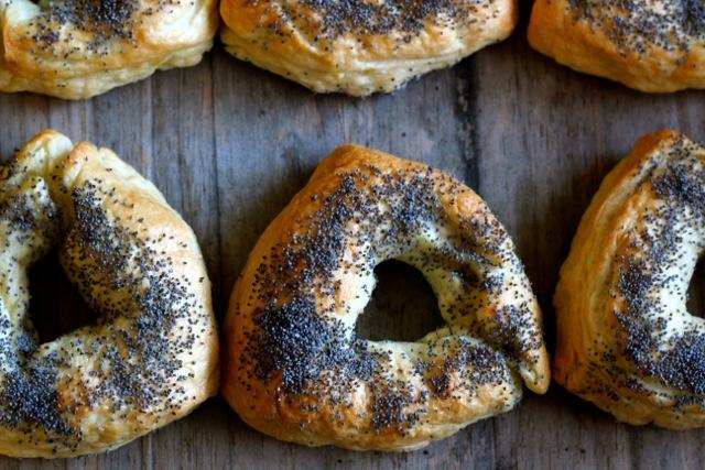 poppy seed hamantaschen bagels