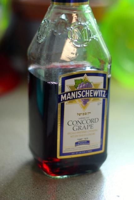Manischewitz Ice Cream
