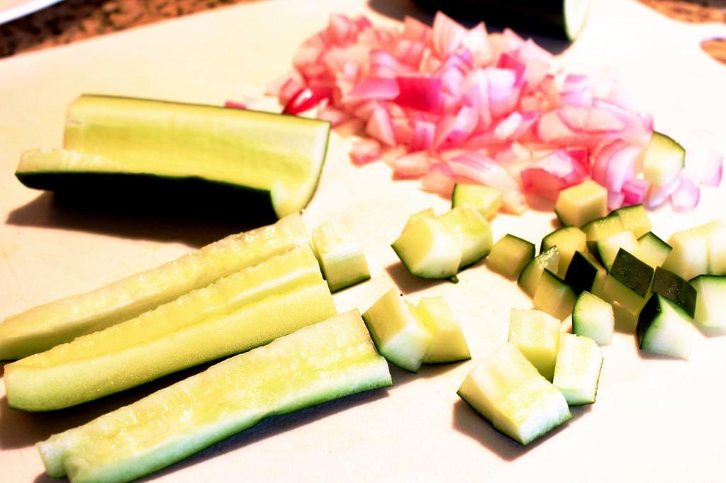 Jerusalem Artichoke Salad 5
