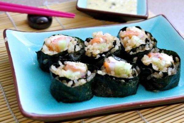 Jewshi- Jewish Sushi