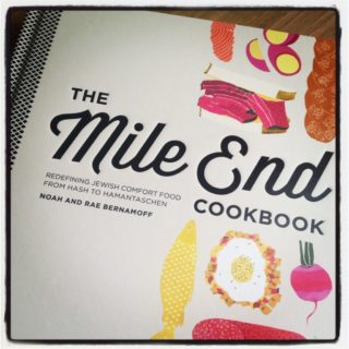Mile End Cookbook