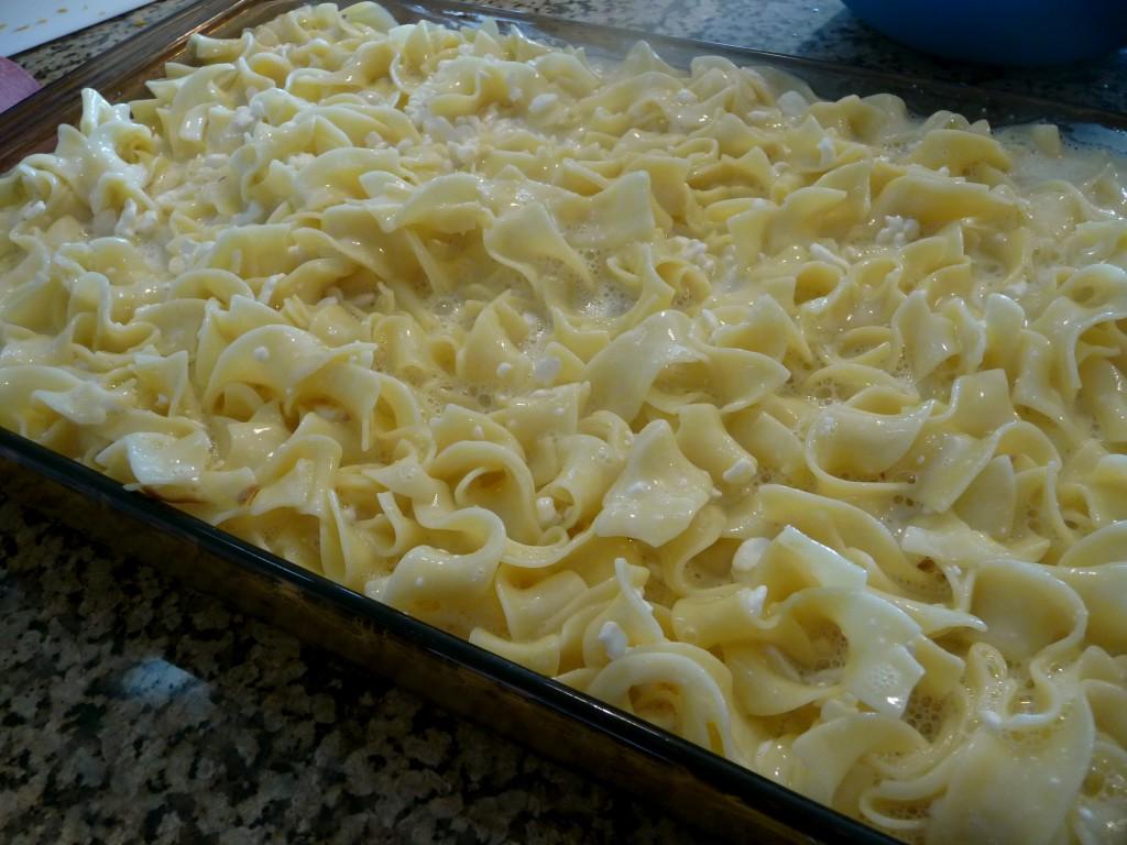 Noodle Kugel 6