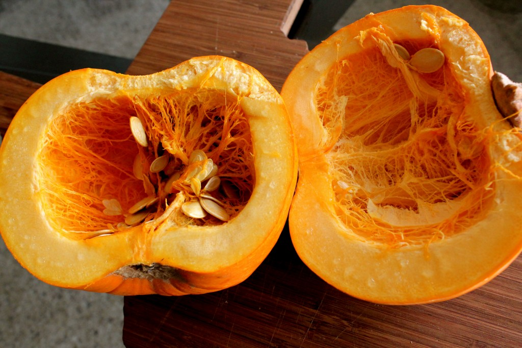 Pumpkin and Kale Stew 3