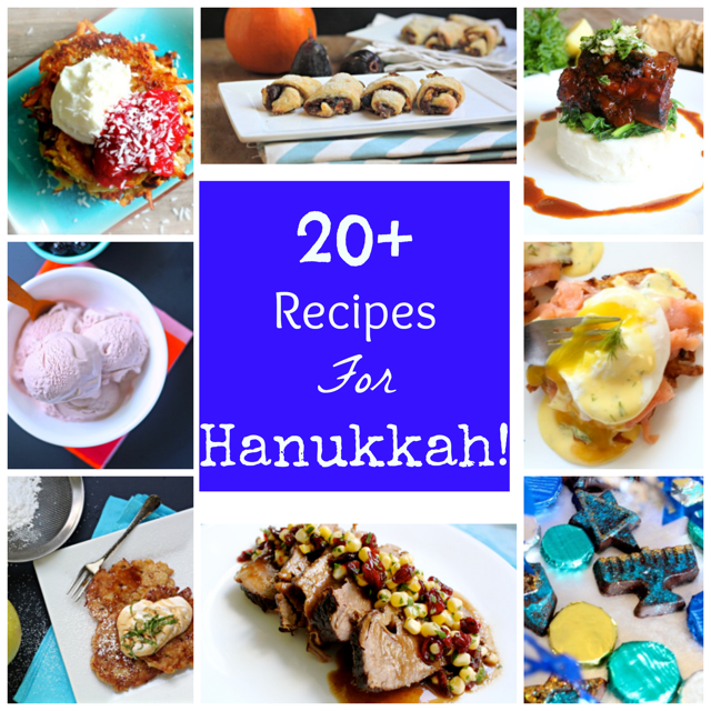 20+ Hanukkah Recipes