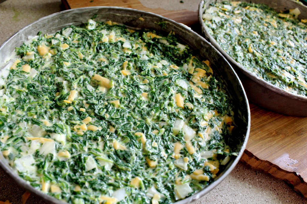 Spinach Squares 5