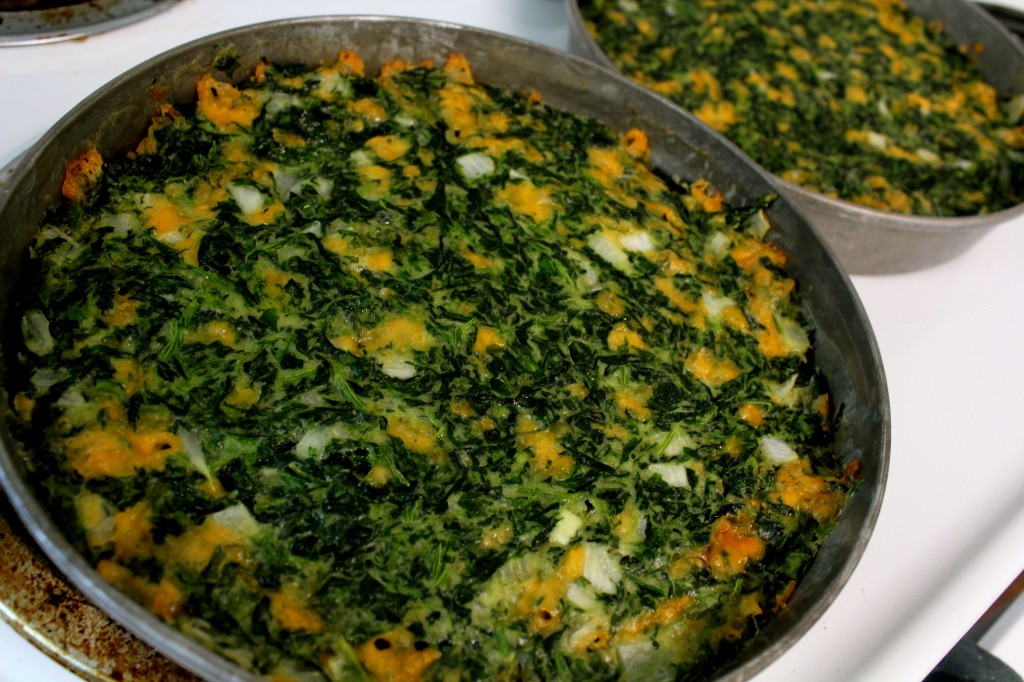 Spinach Squares 6