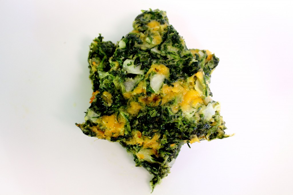 Spinach Squares 7