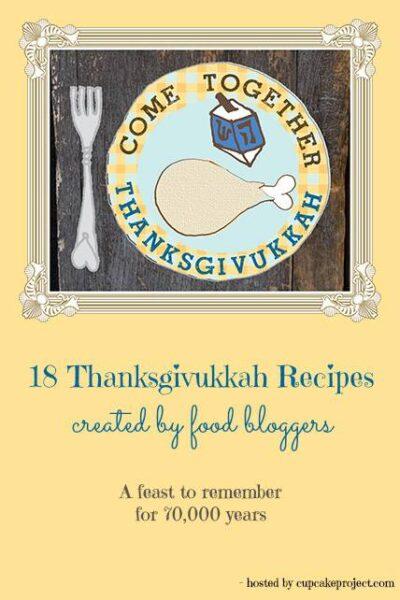 Thanksgivukkah-Recipes
