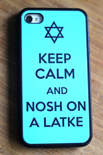 Thanksgivukkah iPhone Case Giveaway!