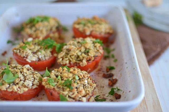 matzah tomato gratin