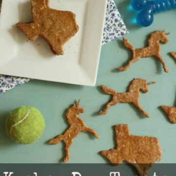 Homemade Kosher Dog Treats