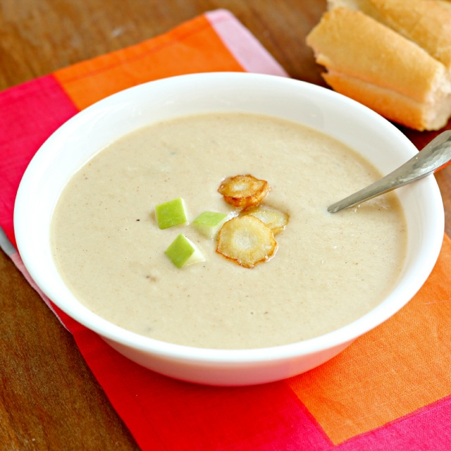 recipe: parsnip apple soup slow cooker [27]